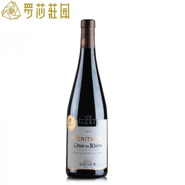 重庆批发零售法国子爵罗莎干红葡萄酒