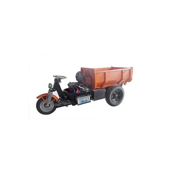 矿用电动三轮车 矿山自卸三轮车价格