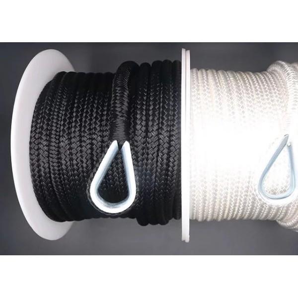 尼龙编织绳/帆船用绳/控帆绳