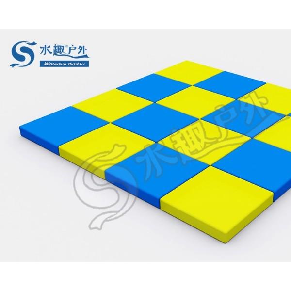 水趣泳池防撞垫的防护功能和定制方法