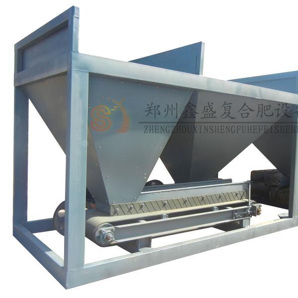 《BB肥连续式配料机》鑫盛制造 肥料加工设备