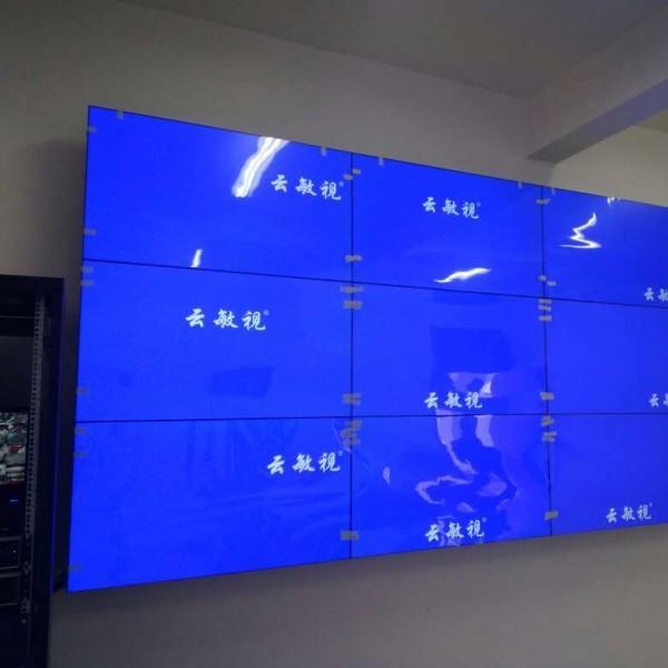 云敏视拼接屏46寸3.5现贷供应山东拼接屏视频会议大屏拼接墙