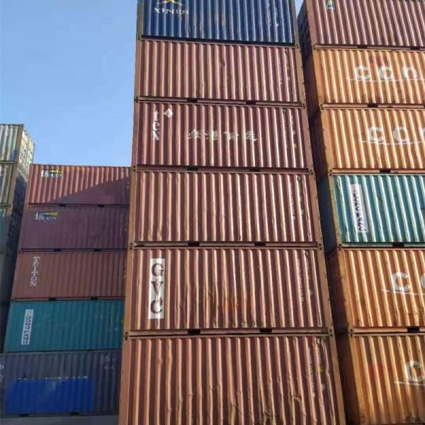 天津港大量出售冷藏集装箱 箱龄新 箱况好 可做临时冷库