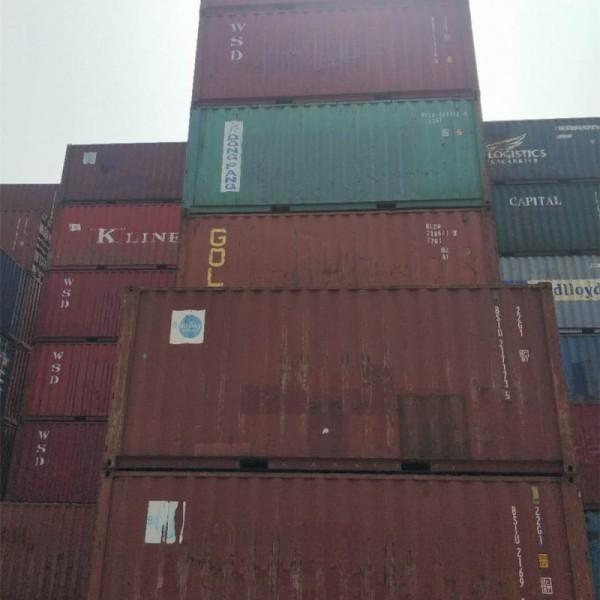 天津港出售集装箱可做SOC箱出口 也可做仓库集装箱房