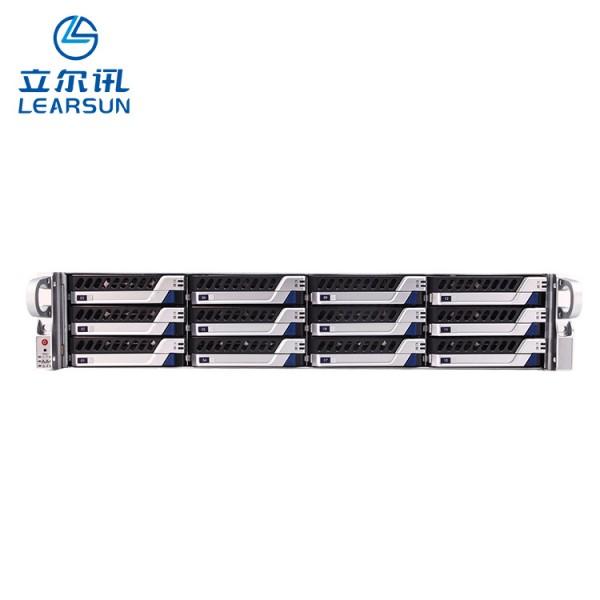 厂家直销 标准2U机架式服务器采购