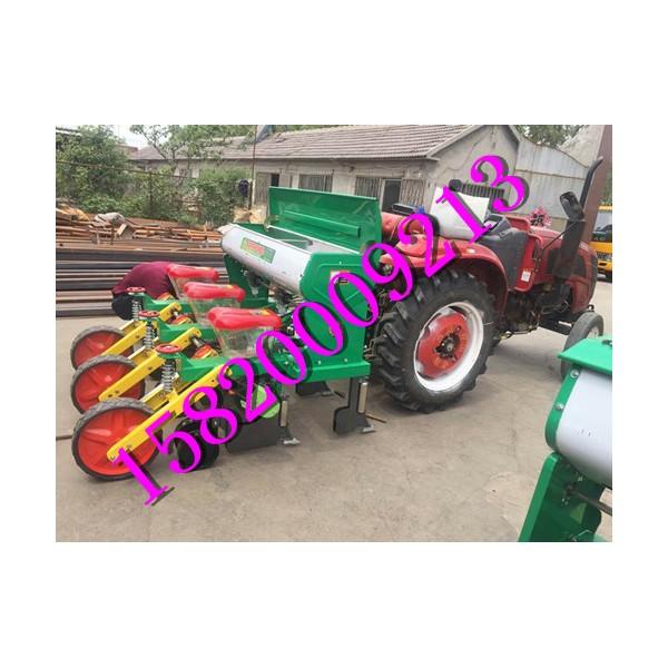 四轮车悬挂玉米播种机