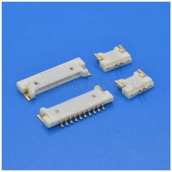 Molex 1.25超薄连接器 51146 弯针