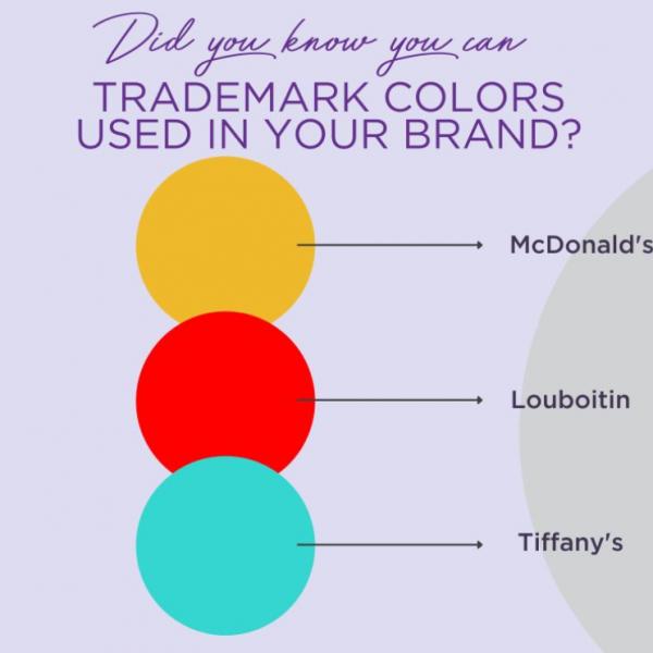 颜色是品牌标识的重要组成部分