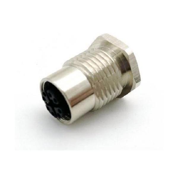 上海科迎法电气X-code连接器板端焊线插座