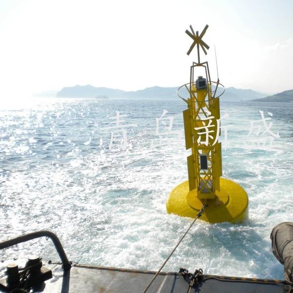 供应渔港浮筒 钢制航道警示用浮标 钢制渔业警示浮球