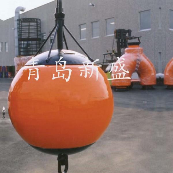 浮球直径480 玻璃钢材质 监测河道海洋水文 水质盐度 浮球