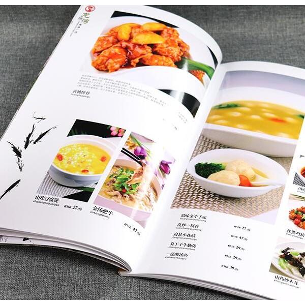 饭店餐厅菜谱制作、酒楼菜谱制作、高档菜谱/菜牌设计