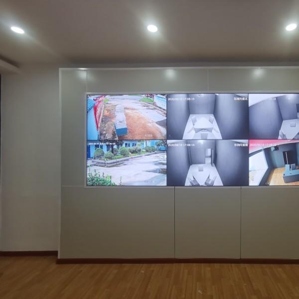 云敏视拼接屏教育行业的应用校园大屏幕