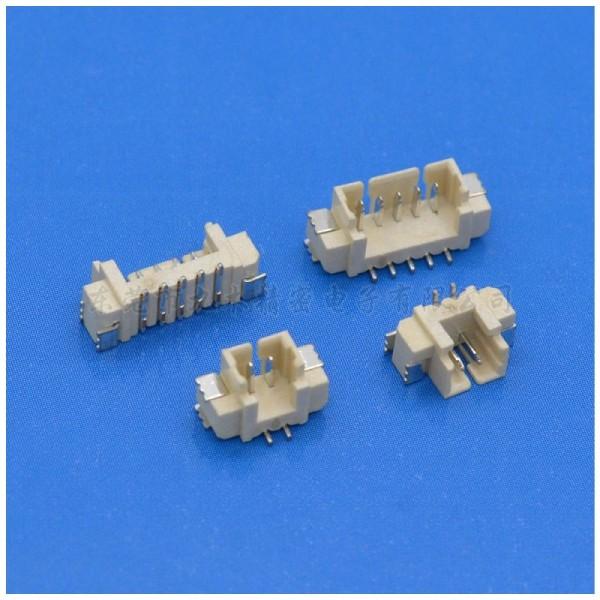 Molex51021线对板 1.25间距针座