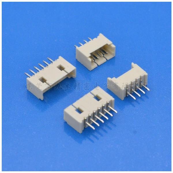 Molex51021连接器1.25间距条形直插