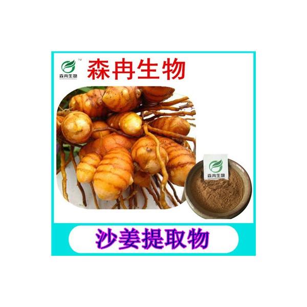 森冉生物 沙姜提取物 山辣提取物 植物提取原料粉
