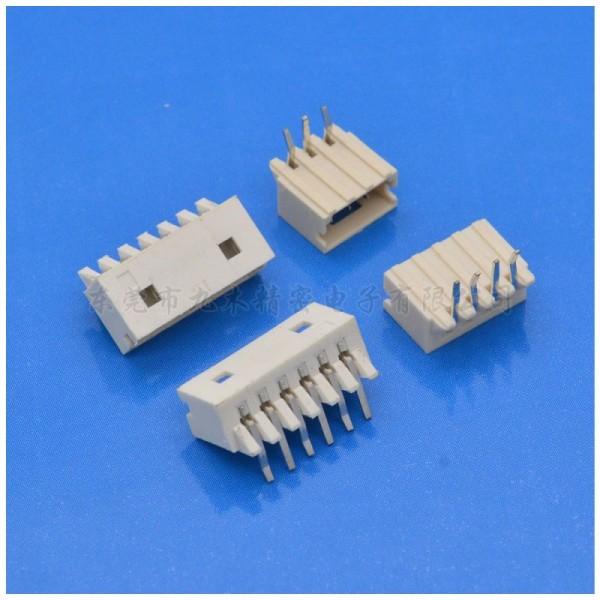 MOLEX51004接插件 2.0间距90度弯针