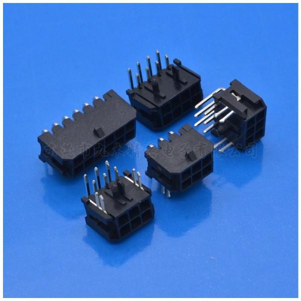 Molex3.0连接器 空接 43025/小5557