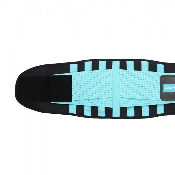 Y123奥非特彩色时尚运动护腰支持颜色DIY