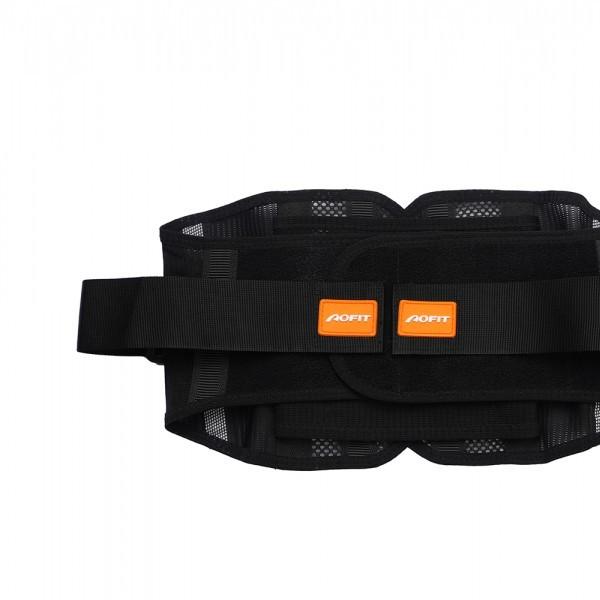Y201奥非特时尚韩式运动护腰内置网兜