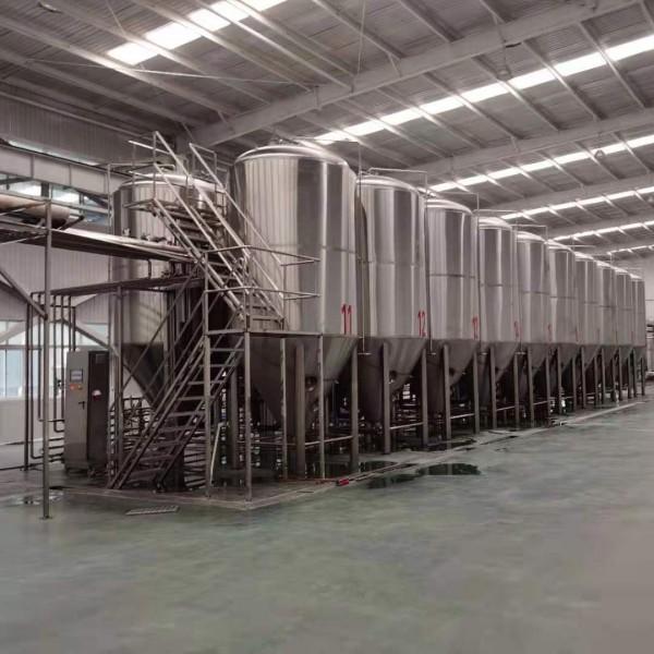 大型啤酒厂设备 啤酒设备选择  一整套啤设备配置