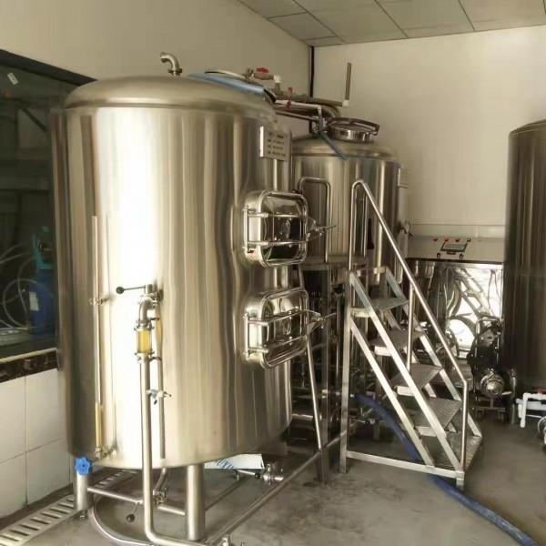 广东精酿啤酒设备 酒吧自酿原浆啤酒设备 小型啤酒设备