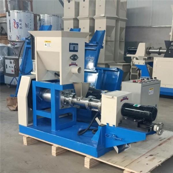 维特尔膨化机 宠物水产饲料膨化机  膨化设备 膨化料生产设备