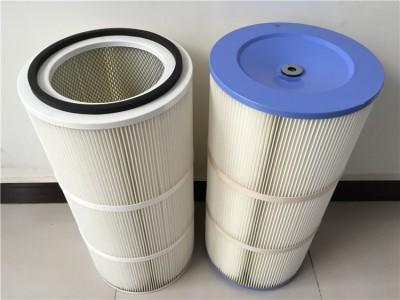 PTFE覆膜除尘滤芯 粉