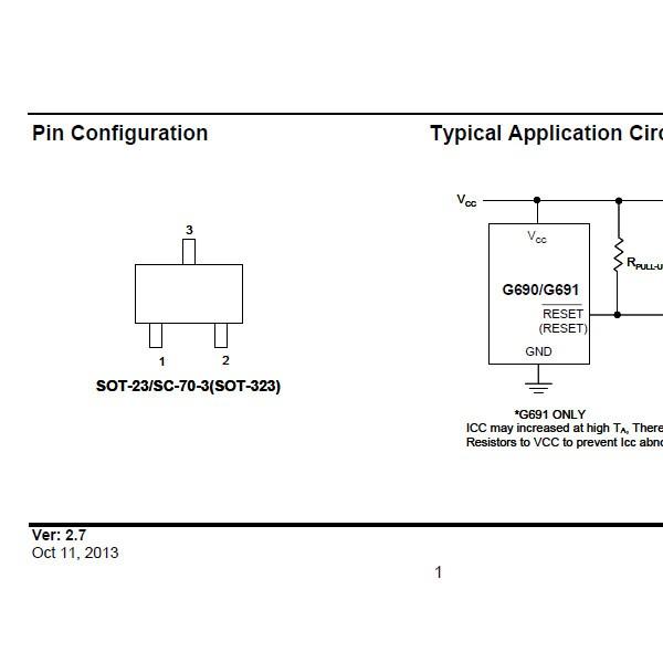 G690L293T73Uf-致新-集成电路 处理器 微控制器