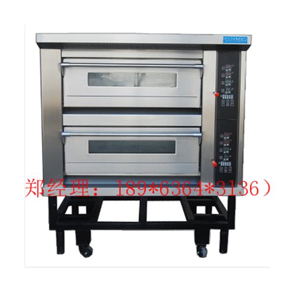徐州新麦SM2-522H两层四盘电烤箱