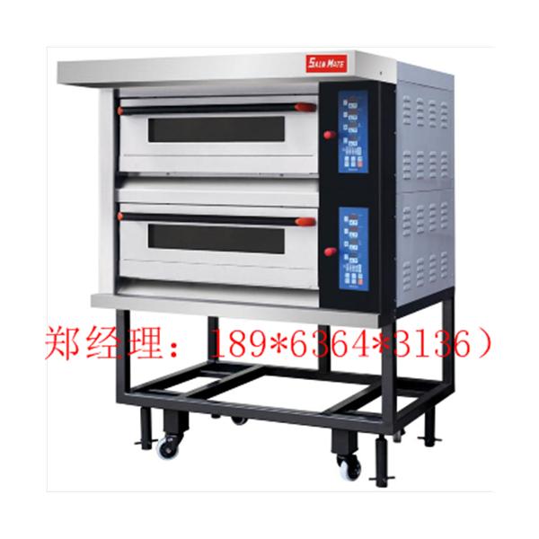 徐州三麦电烤箱 三麦SEC-2Y两层四盘电烤箱